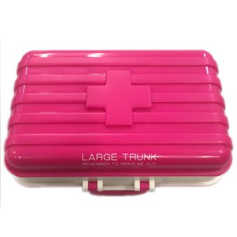 Vistro 1008 Pill Box (Rose) - picture 2