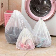 Vegoo Washing Machine Used Mesh Net Bags Laundry Bag Large Thickened Wash Bags Large (intl) By Vegoo.