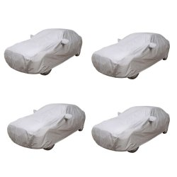 Water Proof Car Body Cover Set of 4 (Grey)