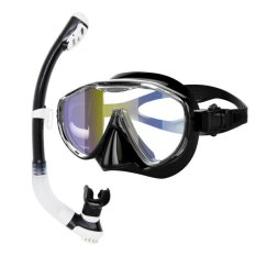 Whale Best-selling High-quality Silicone Scuba Snorkeling Swimming Glasses Diving Mask+Breathing