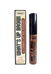 Whats Up Brow 3D Eyebrow Setting Mascara Khaki 7ml