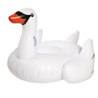 White Swan Floater (White)