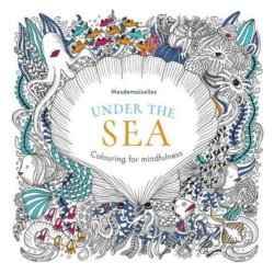 Wonders Under the Sea Adult Anti Stress Coloring Book