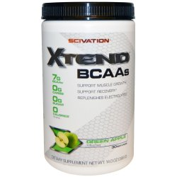 Xtend Intra Workout Catalyst Green Apple Explosion 30 servings