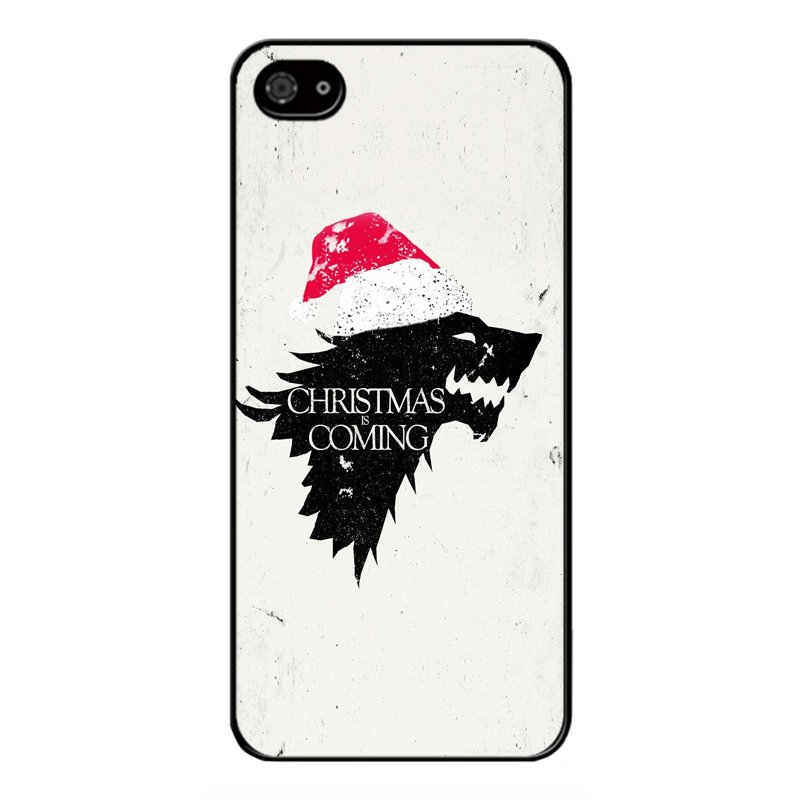 Y&M Christmas Coming Wolf Black berry Z10 Phone Case (Multicolor) - thumbnail