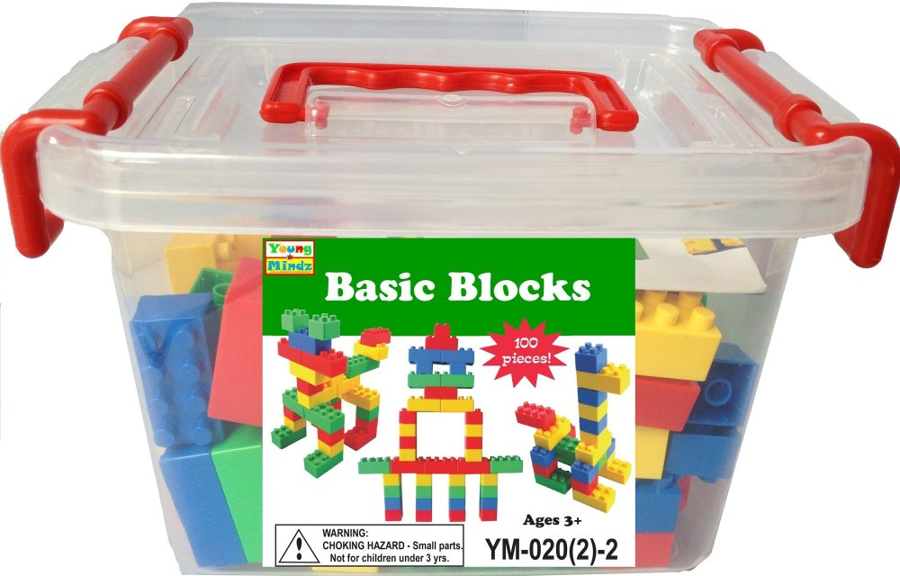 Young Mindz Basic Blocks product preview, discount at cheapest price
