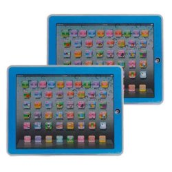 Ypad Multimedia Learning Computer Toy Tool Set of 2 (Blue)