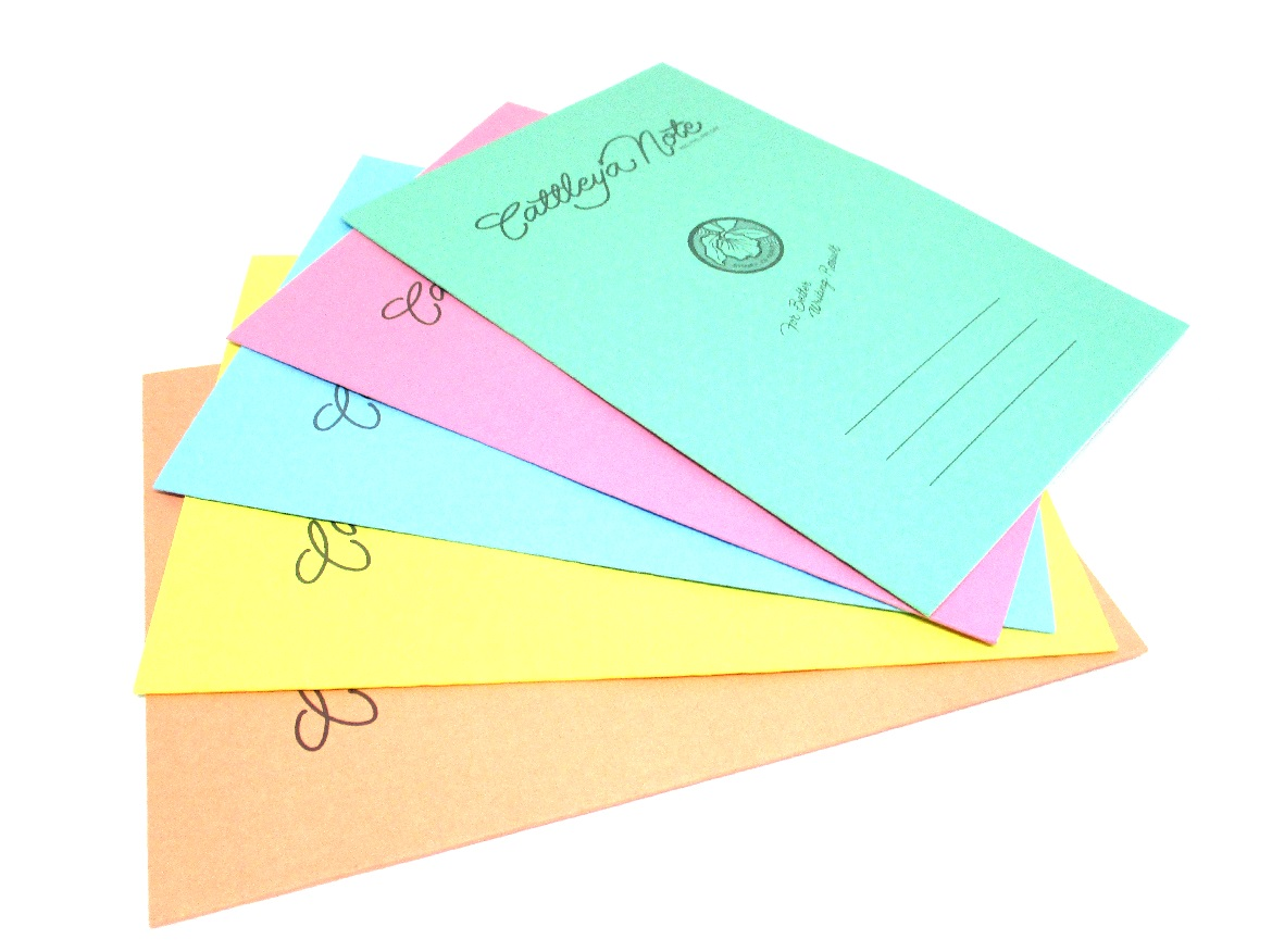 Notebook Filler Cattleya Refill College Notebook 10 Pcs Per Pack Assorted Color In A Pack Big Size