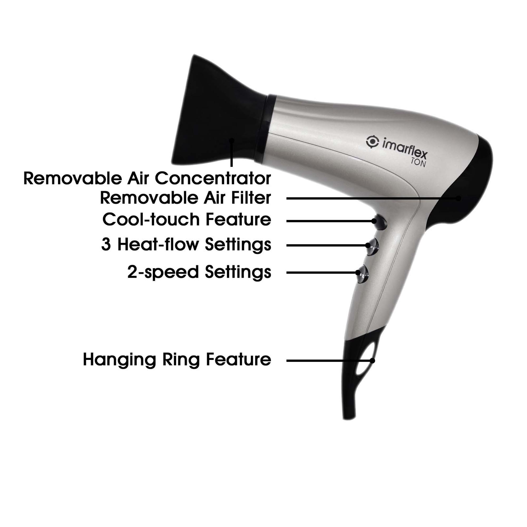 Imarflex HD 2210C Hair Dryer IONIC