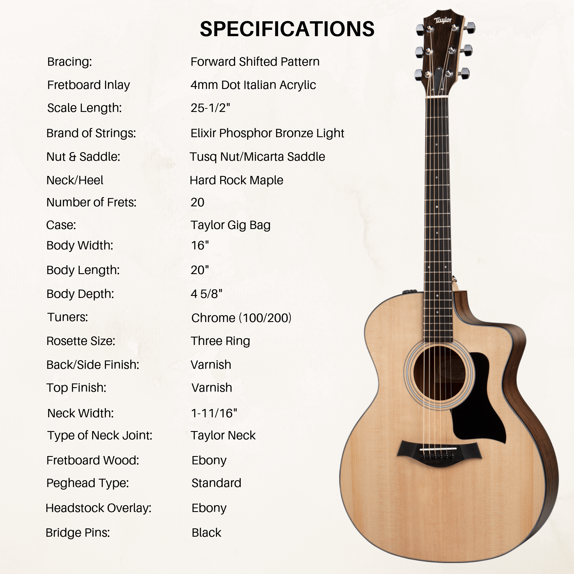 Taylor 114ce Sitka Buy Sell Online Acoustic Guitars With Cheap Price Lazada Ph