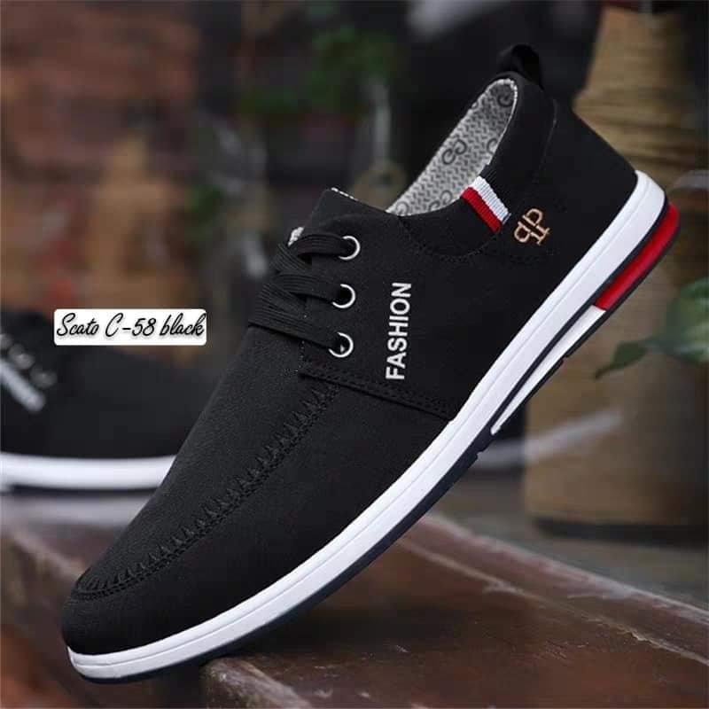 Men Casual And Fashion Canvas Shoes
