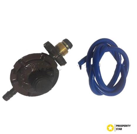PS STAR Micromatic LPG Gas Regulator AND Hose 1 25Meter