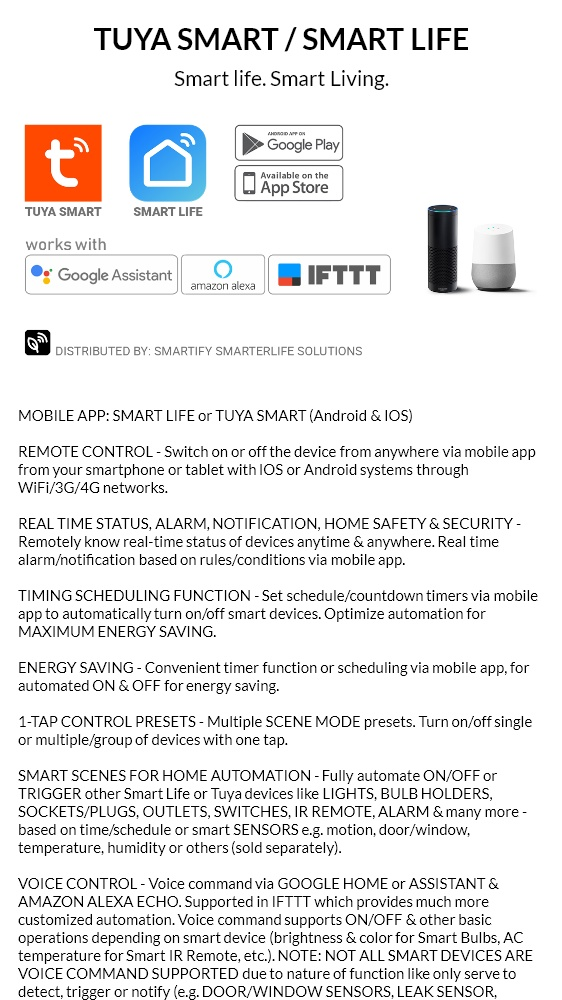 Smartlife Devices