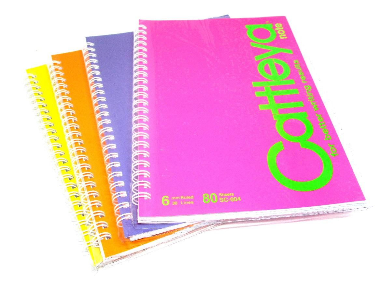 Notebook Cattleya Notebook Yellow