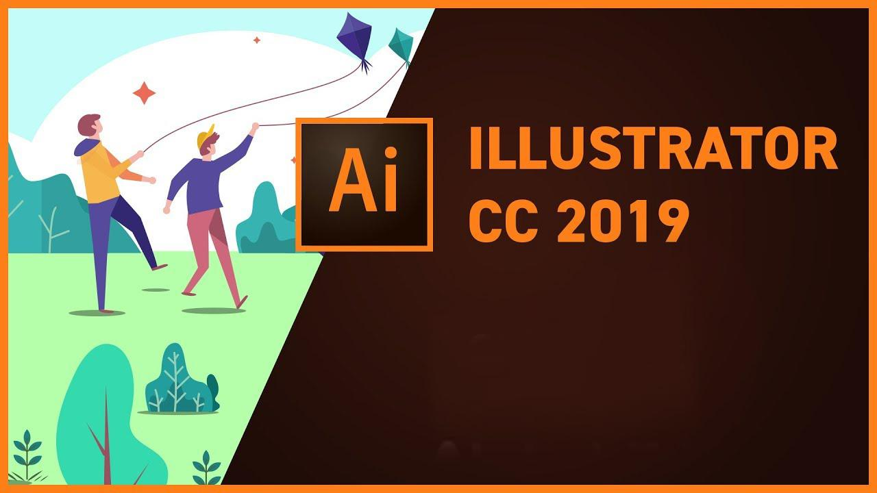 Adobe Illustrator CC 2019 for Windows 10 64bit (Liftetime Activated / Pre  Activated / No Expiration)