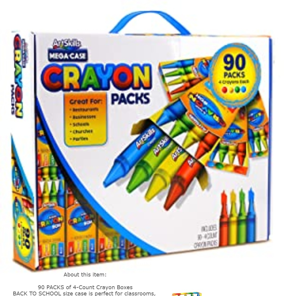 25 Treat Bags of 8 Puzzle Piece Crayons custom labels Autism awareness classroom gifts kids birthday party favors goodie goodie bags