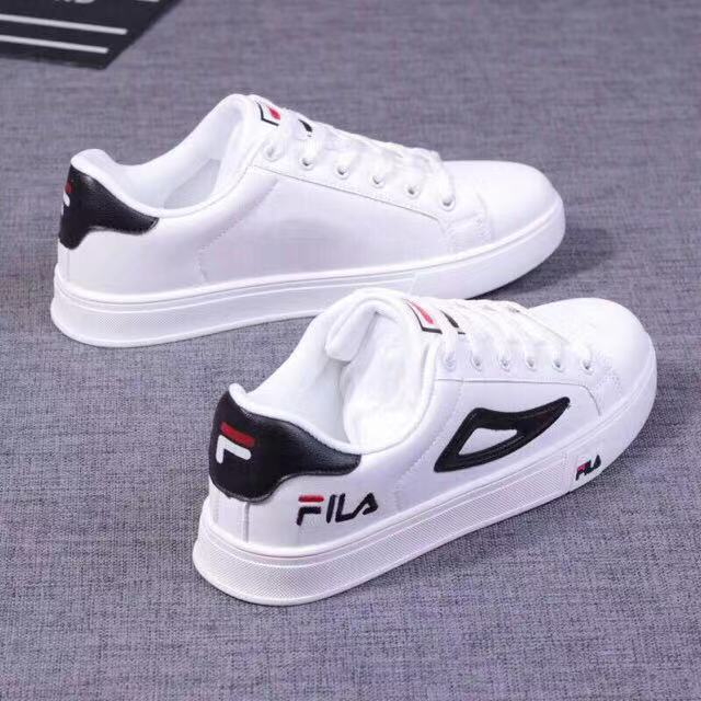 Fila Korean Sneaker White Casual Shoes