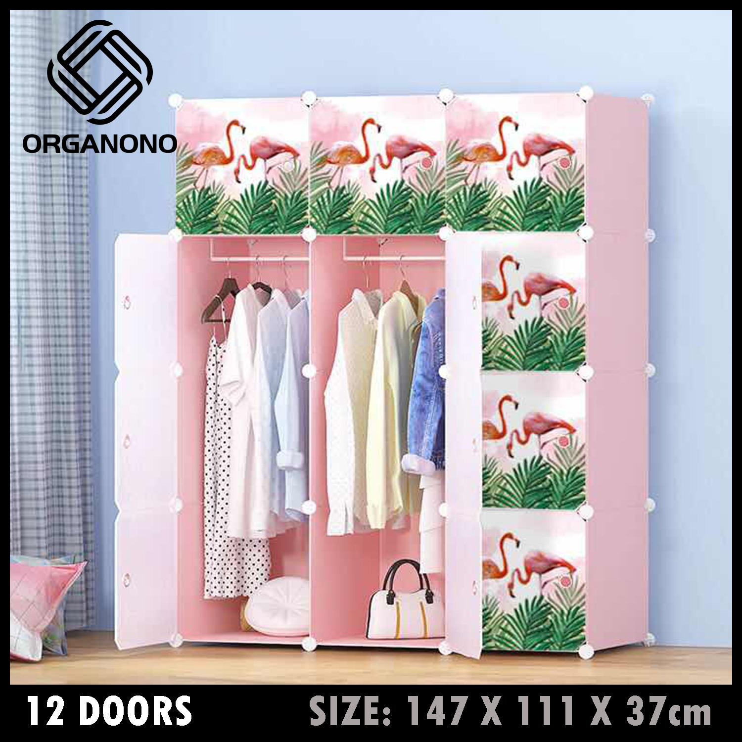 BABY CLOTHES COAT DRESS HANGERS NURSERY WARDROBE SPACE SAVER NEW 3 COLOURS