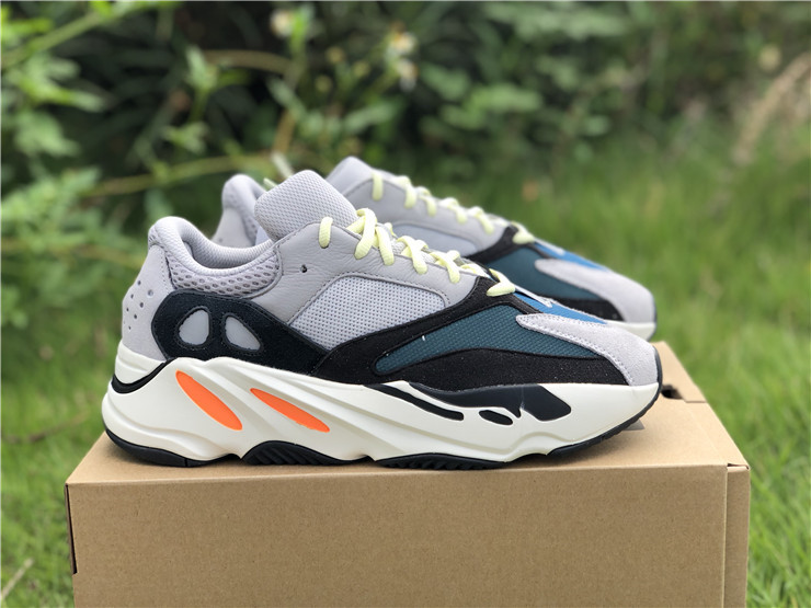 detailed look 48934 a023b Yeezy 700 boost V2 fashion shoes for men