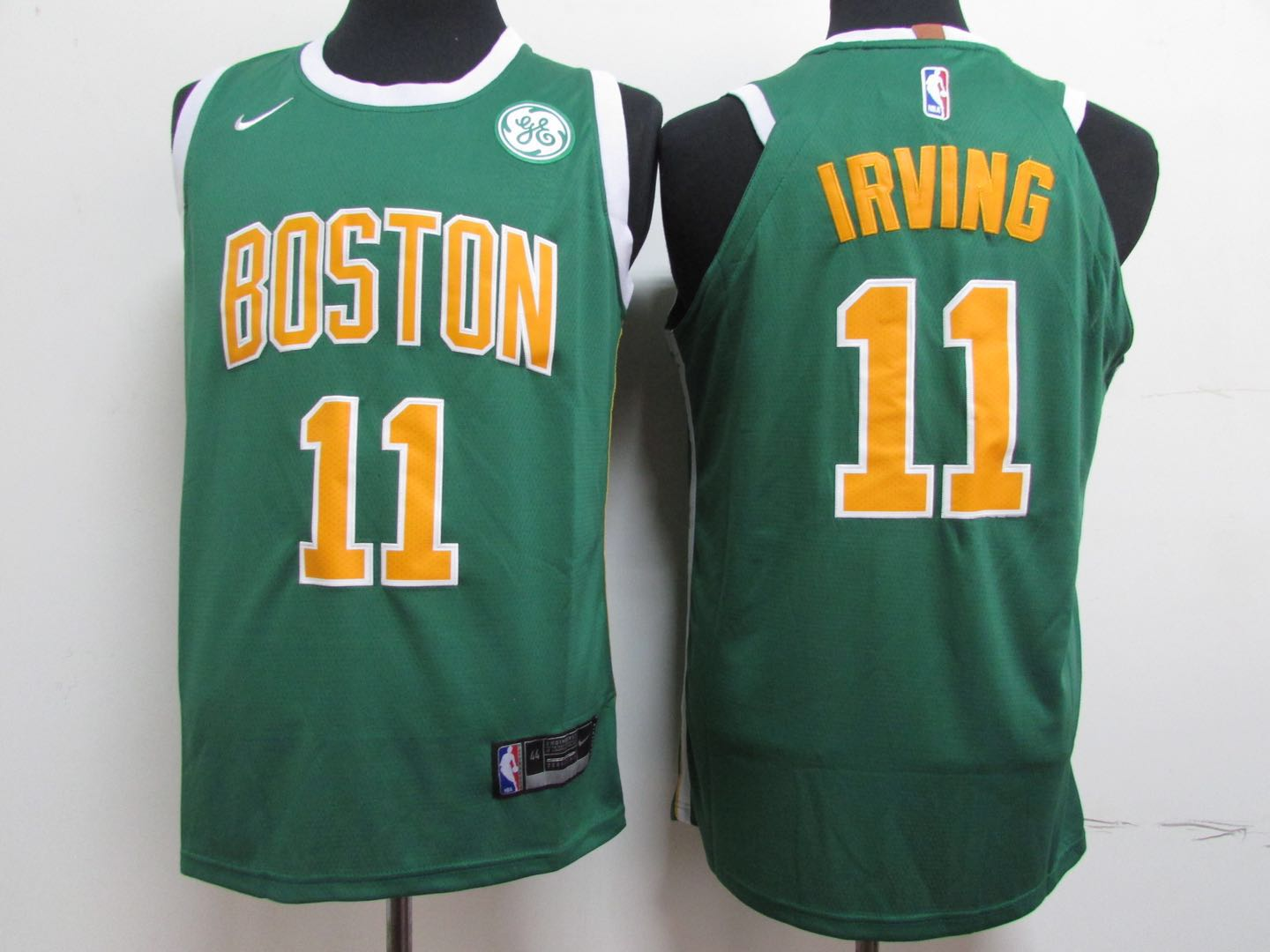 the best attitude aaf58 a560c Boston Celtics #11 Kyrie Irving Basketball Jersey Purple or Green Edition