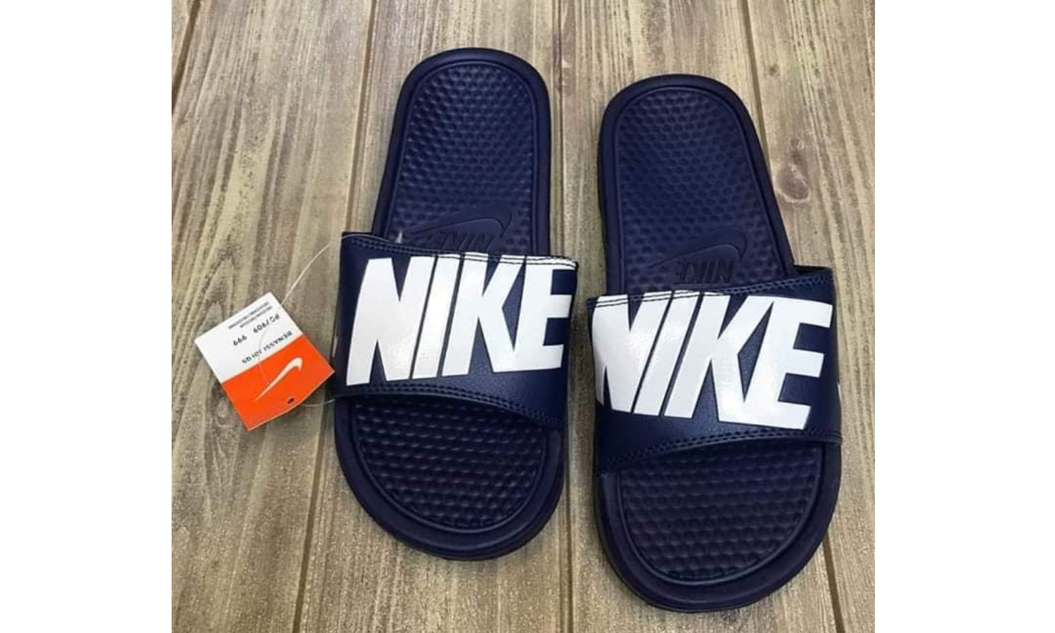 4d9b4022947144 Product details of Nike Slippers Sandals Fashion Footwear for Men