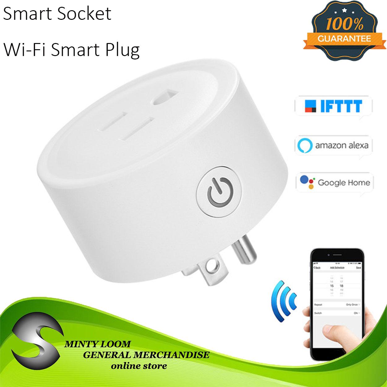 Ifi Mini Smart Plug Outlet Socket - Querciacb