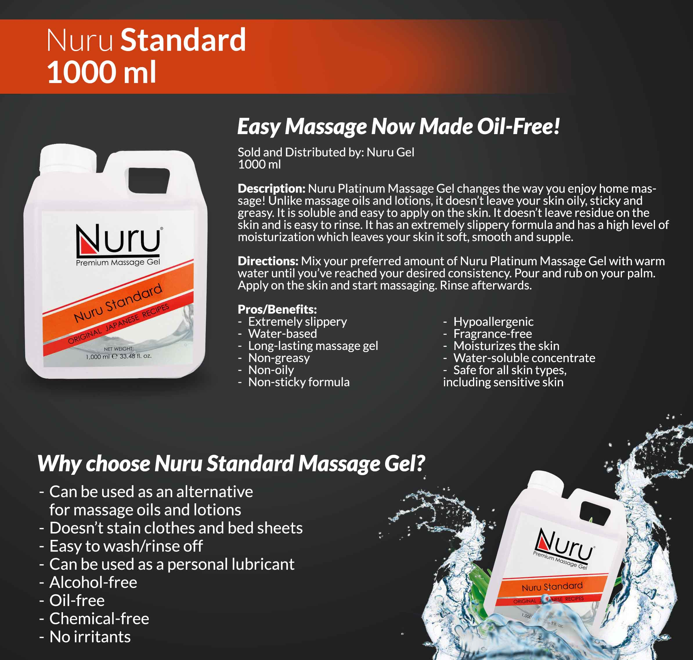 What is a nuru body rub