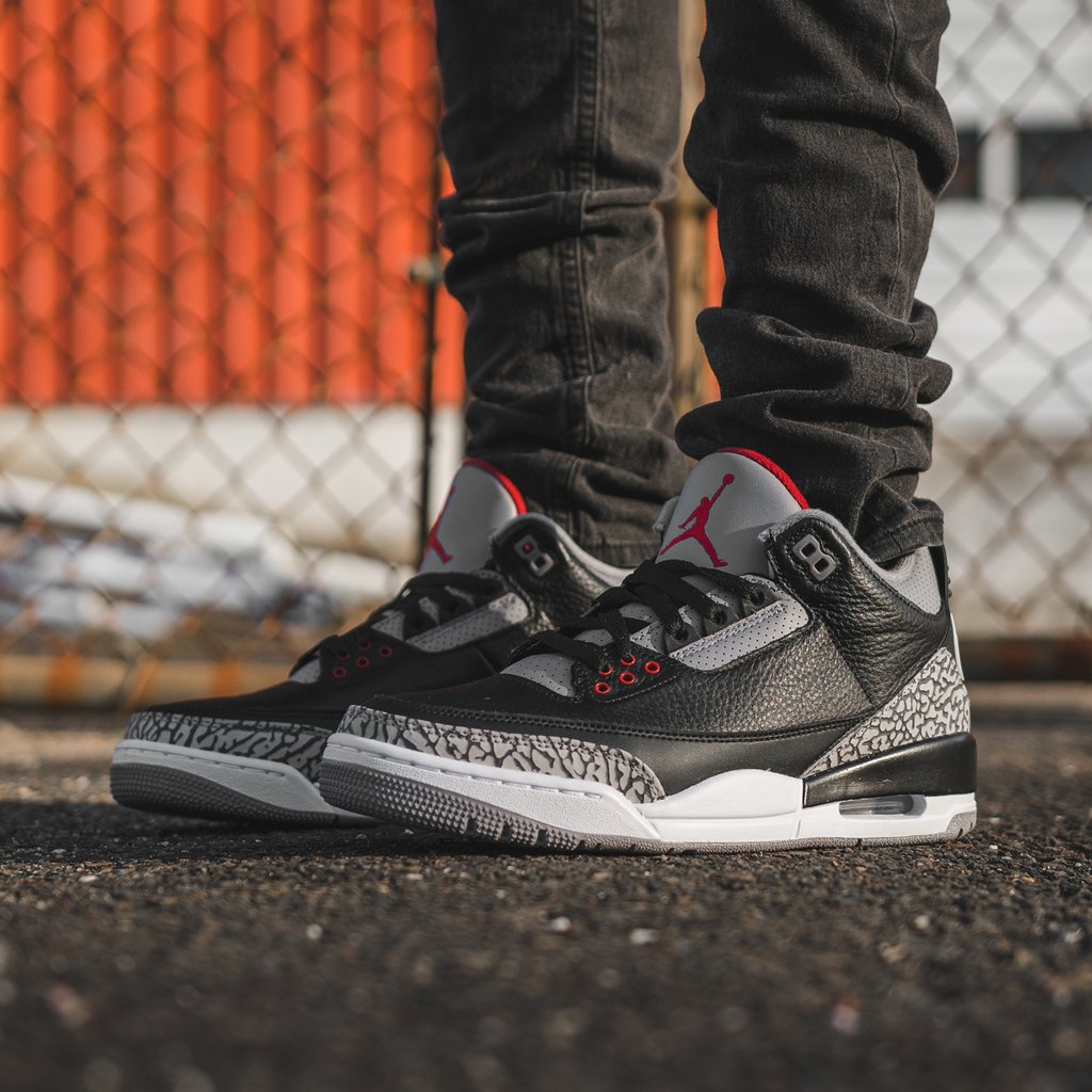 info for d4ab3 d009d Nike_Jordan Retro 3 Tinker Hatfield Sneaker Shoes For Men And Women 100%  air cushion sport running shoes