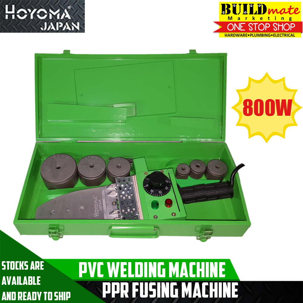 Hoyoma Pvc Pipe Welding Machine Ppr Fusing Machine PT36