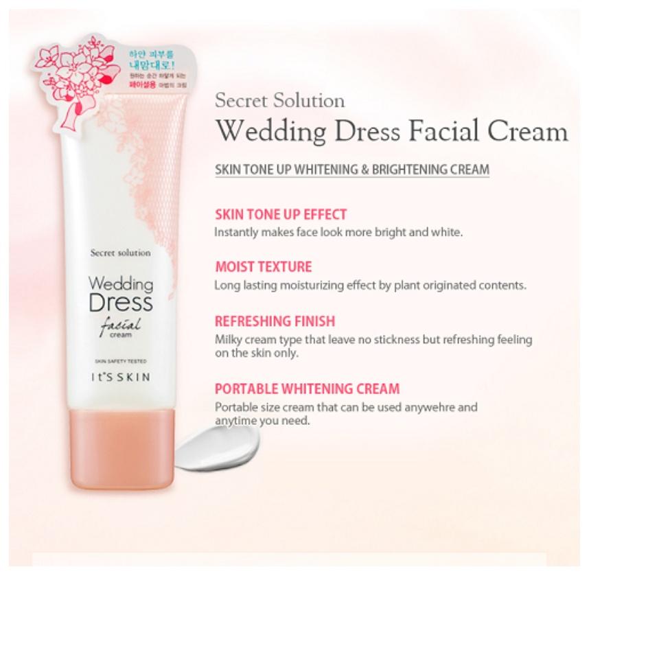 It S Skin Secret Solution Wedding Dress Facial Cream 40ml Lazada Ph,Simple Civil Ceremony Civil Wedding Dresses