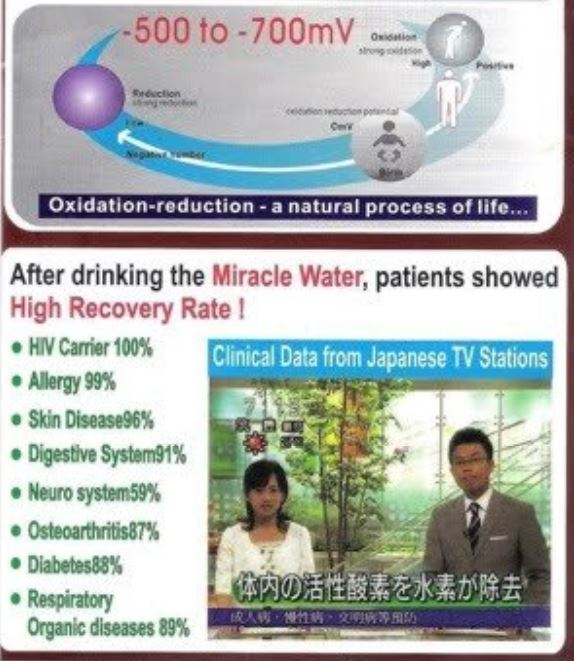 Buy 1 box for 30 days Genuine Izumio (Hydrogenated Water from Japan)