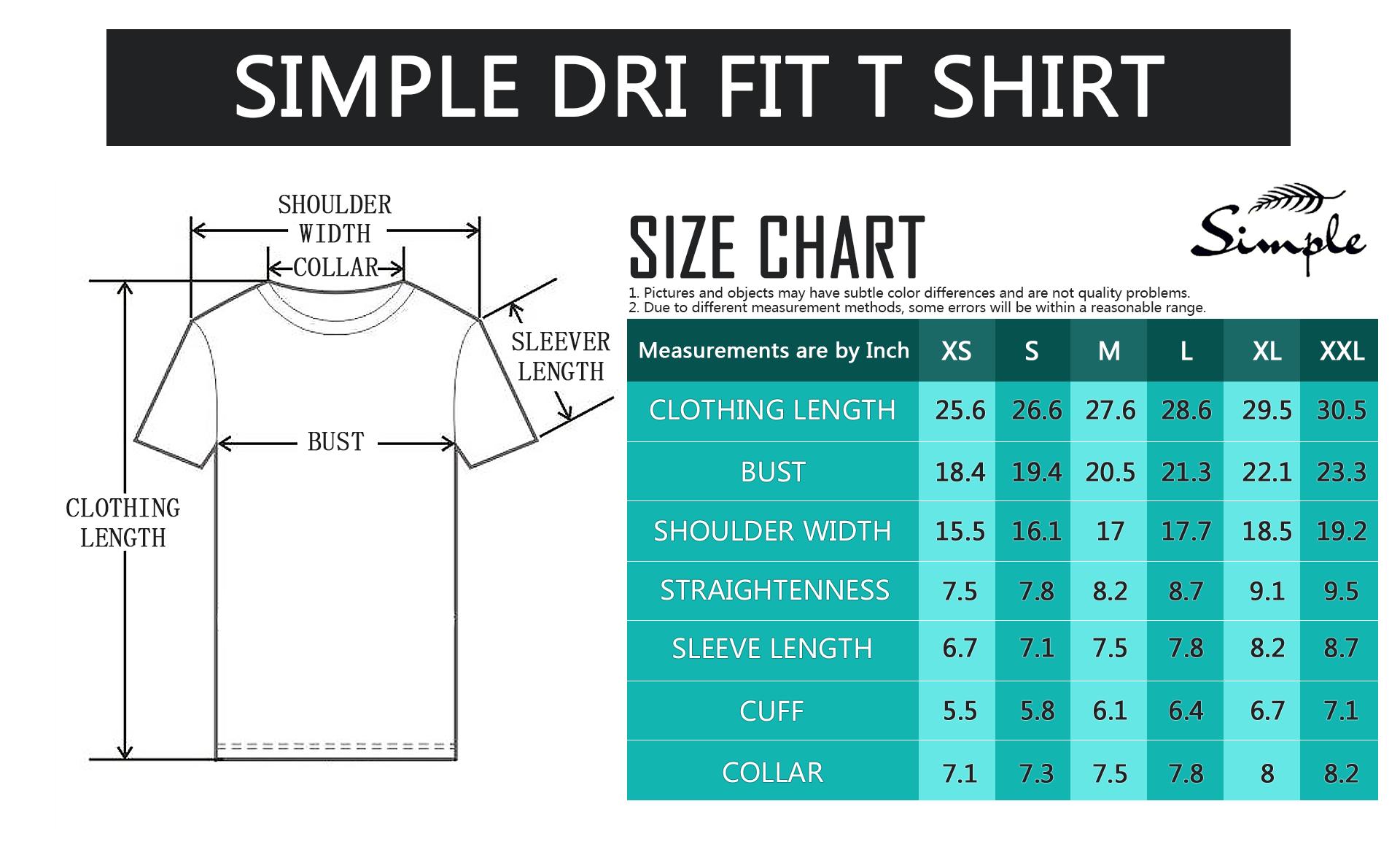 ANPQ Simple Dri fit men women t shirt
