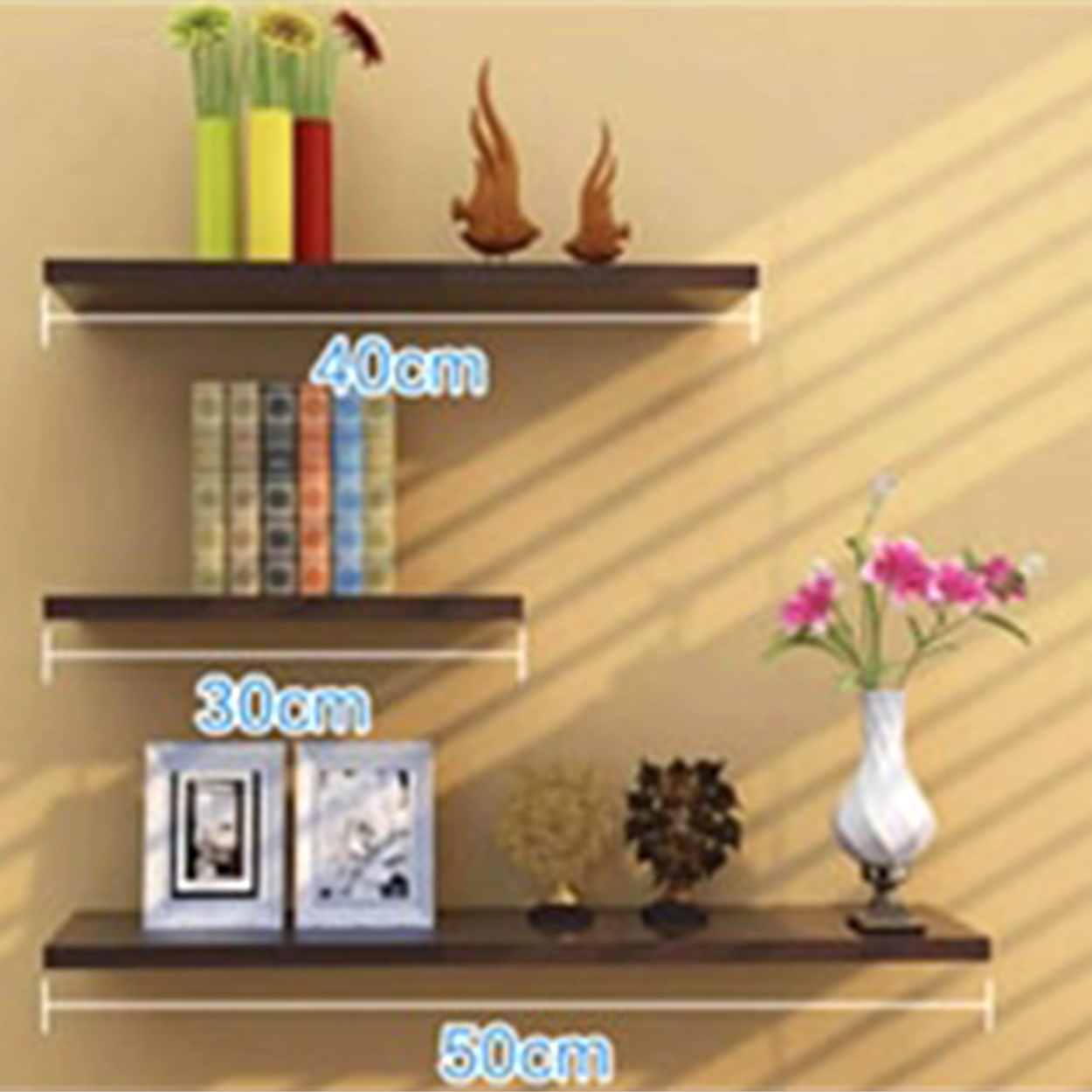 Tremendous Heavy Duty Storage Hang Up Wood 3Cubes Frame Wall Mounted Black Room Wide Shelf Partition Living Room Download Free Architecture Designs Lukepmadebymaigaardcom