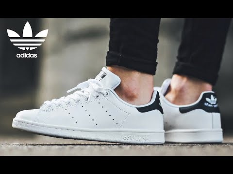 ab6f684a4 Specifications of Stan Smith Leather Slip On men shoes and women white  black shoes