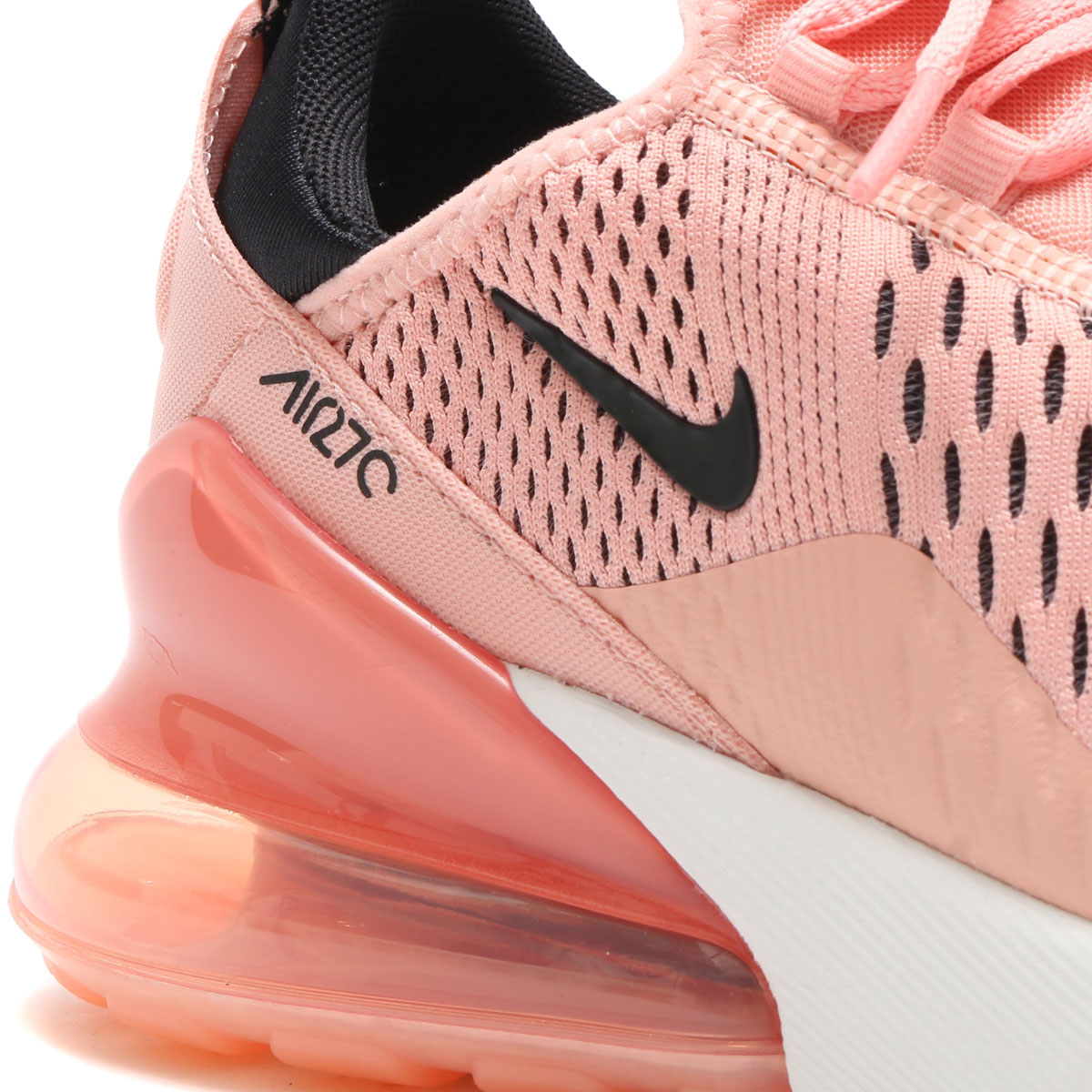 New Nike Air Max 270 Coral Stardust size 4,5