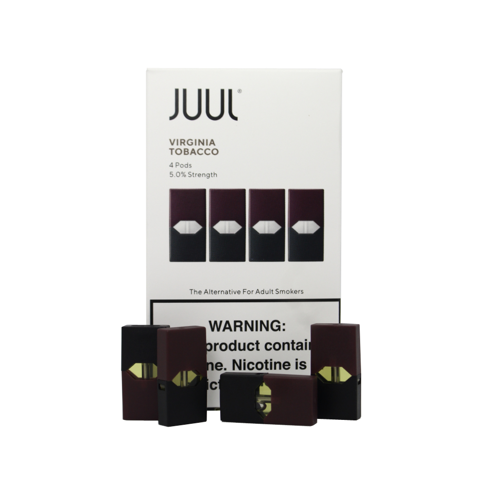 Image result for pod juul virginia tobacco