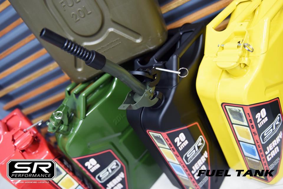 Fuel Tank Gas tank motorcycle vehicle off-road 4x4 reservoir tank fuel tank  spout accessories SR