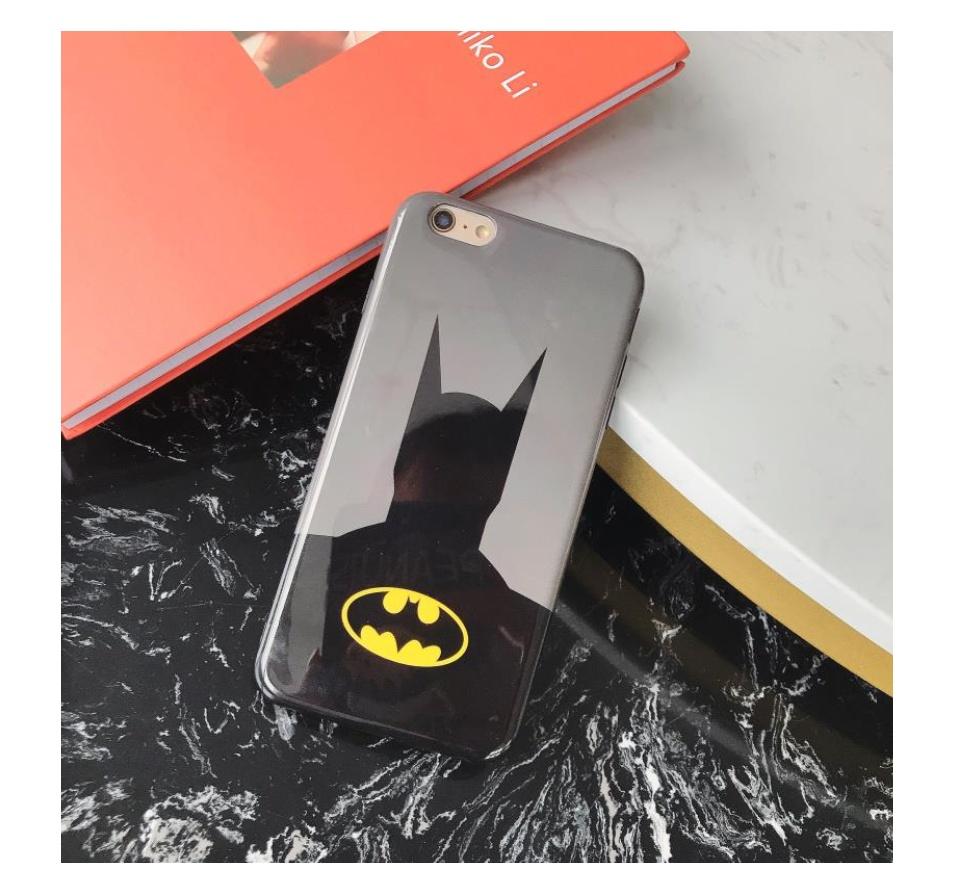 Samsung Galaxy J4 Plus J5 Prime J6 2018 J7 Core J7 Pro/2017 J7 Plus J7  Prime J8 2018 A7 2018 A8 2018 Phone Case, Man of Steel New Design DC Batman