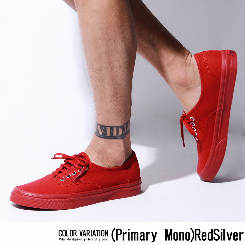 all red classic vans Online Shopping