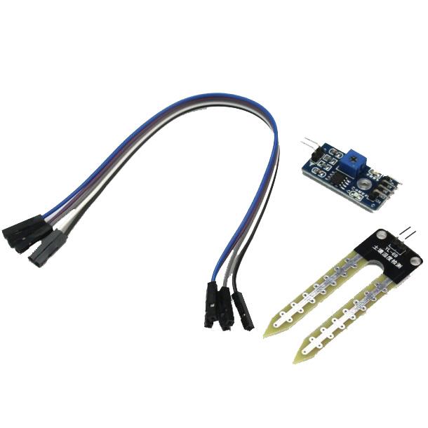 Soil Moisture Sensor Detection Module Hygrometer for Arduino
