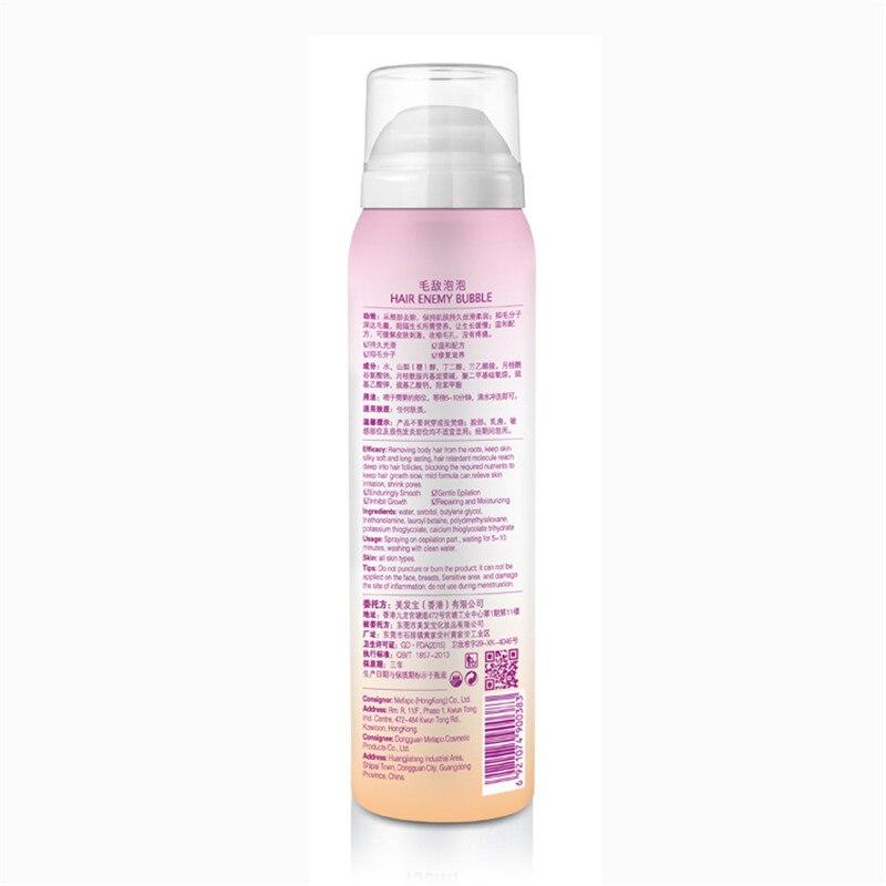 Mefapo Spray Away Painless Hair Removal Cream Depilatory Cream