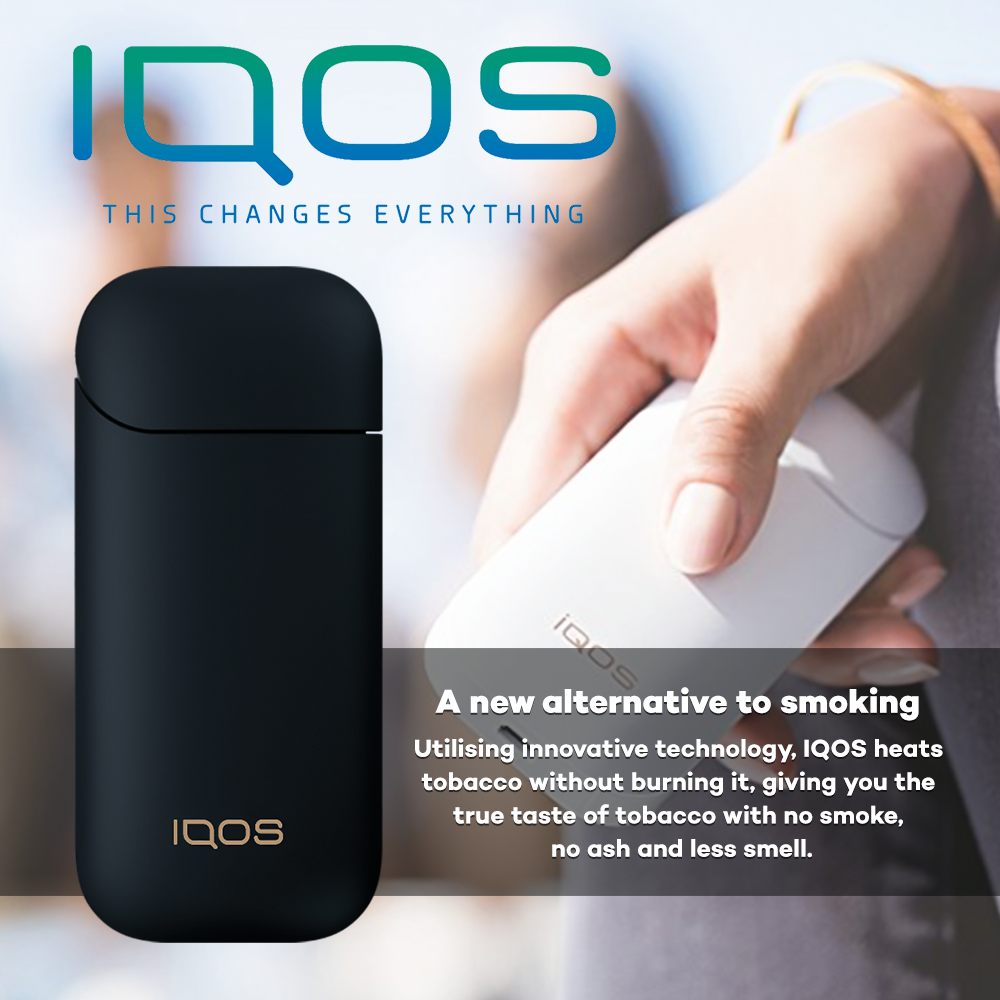 IQOS 2 4 Plus Pocket Charger 5VDC 2A Input / 3 7VDC 1A Output
