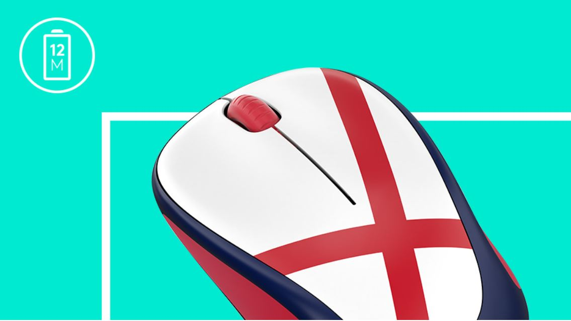239be0ac044 Show your colors with a compact and comfortable mouse that expresses your  passion and support of your team.