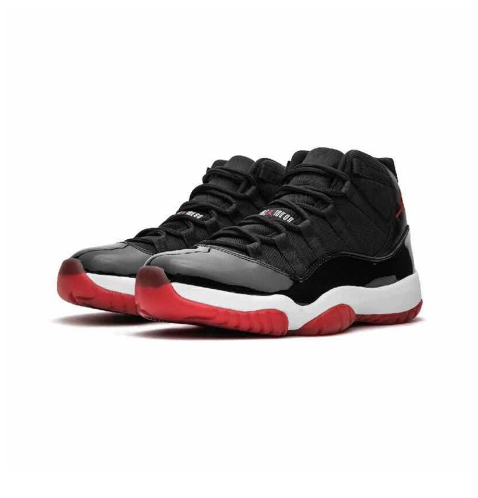 outlet store 7afd4 7299d A Jordan 11 Basketball shoes for men High cut sneakers