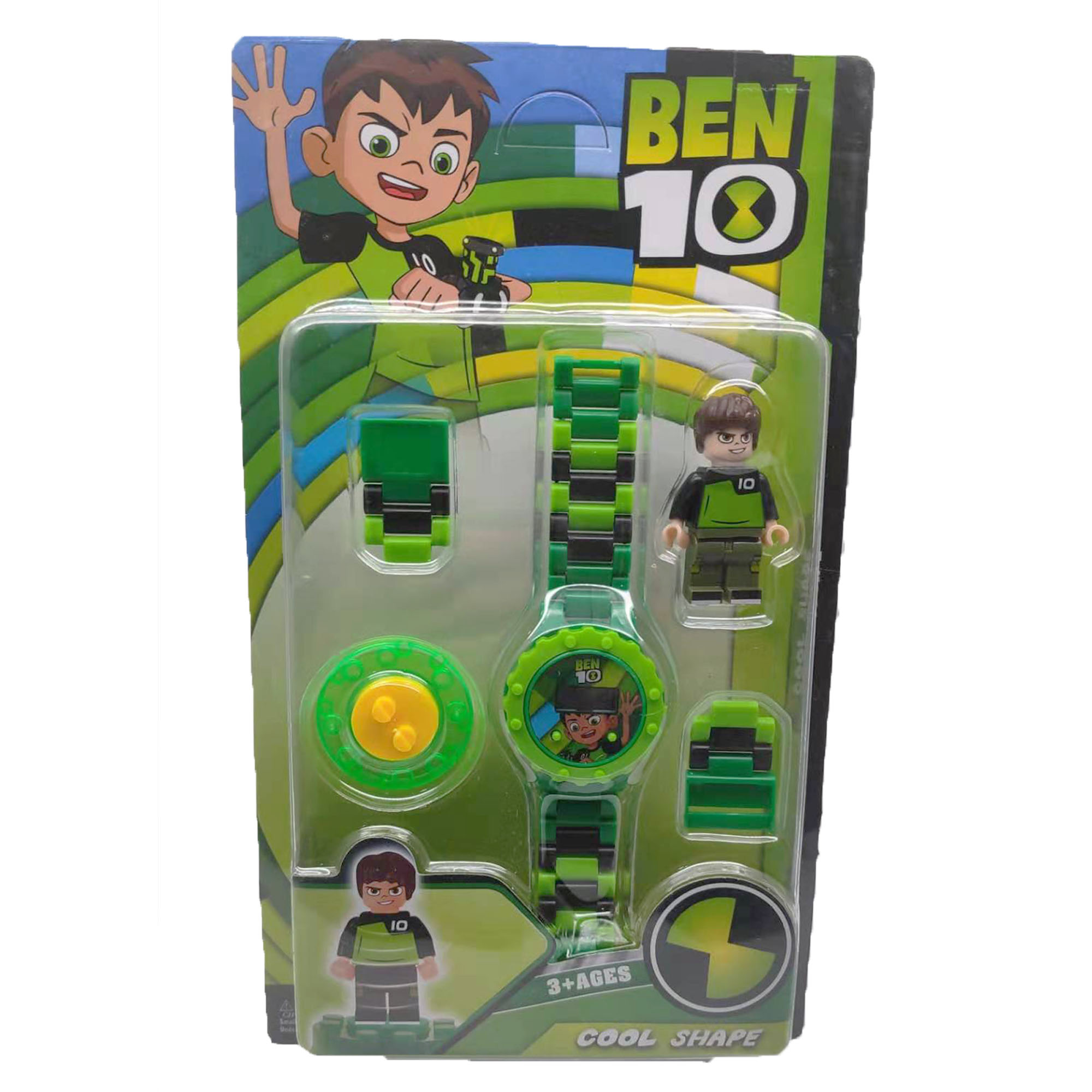 Dzen Time Best Deals Best Gift Digital Watch For Kids Action Figure Hero Lego Watch New Arrival Kid Kiddo Alien Ten 10 Ben Cheap Sale Best Product For Kid K011 Lazada Ph
