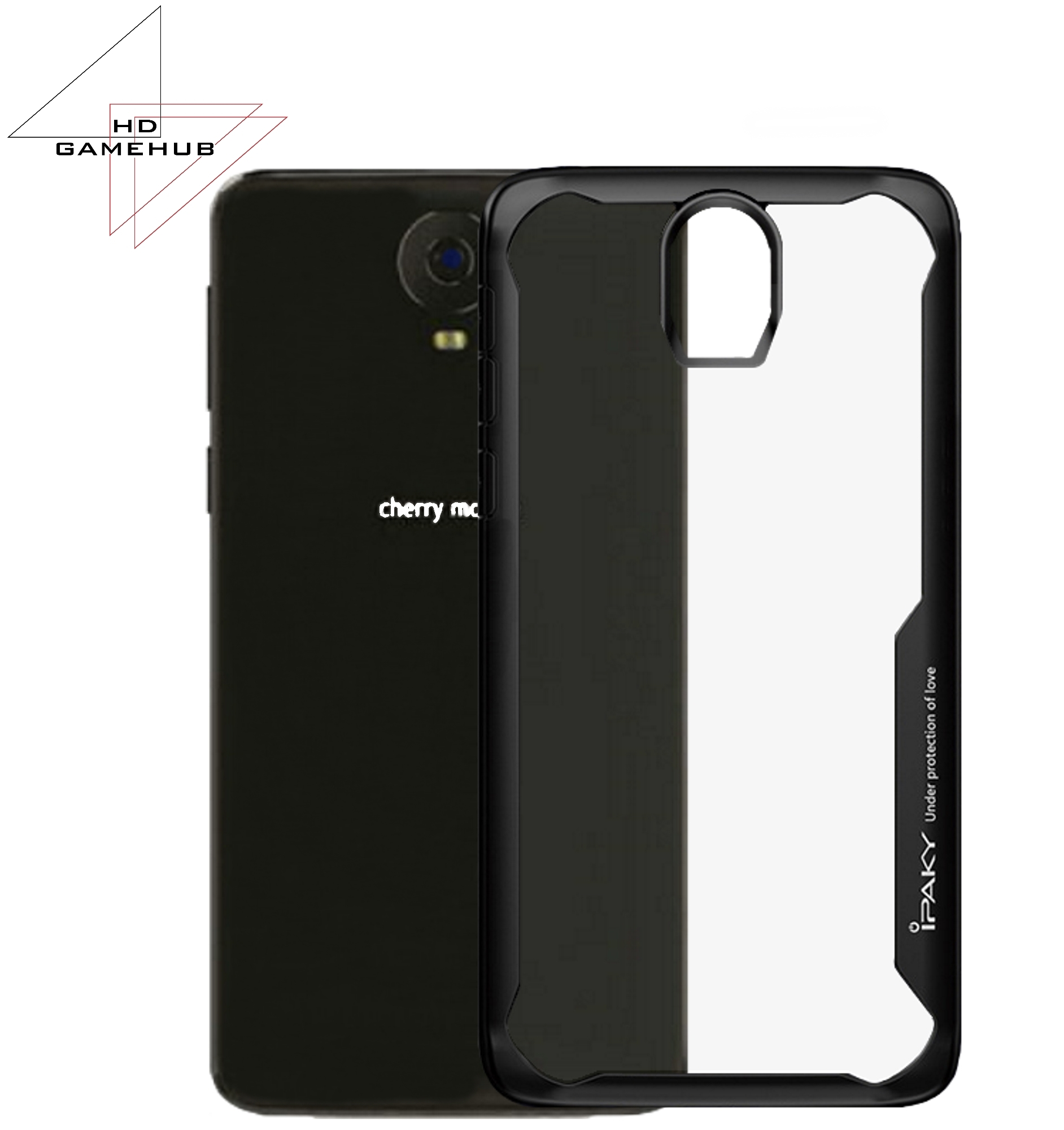 in stock 9378d 830a6 iPaky Tech Gear Armor Case For Cherry Mobile Flare S6 Mini (Black)