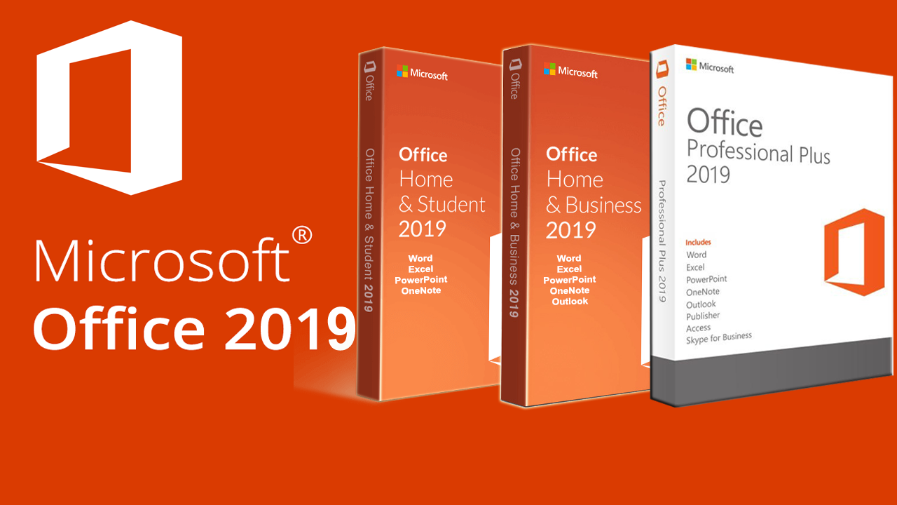 Office Professional Plus 2019 Product Key and Official Download link for  Windows Retail version 32/64bit