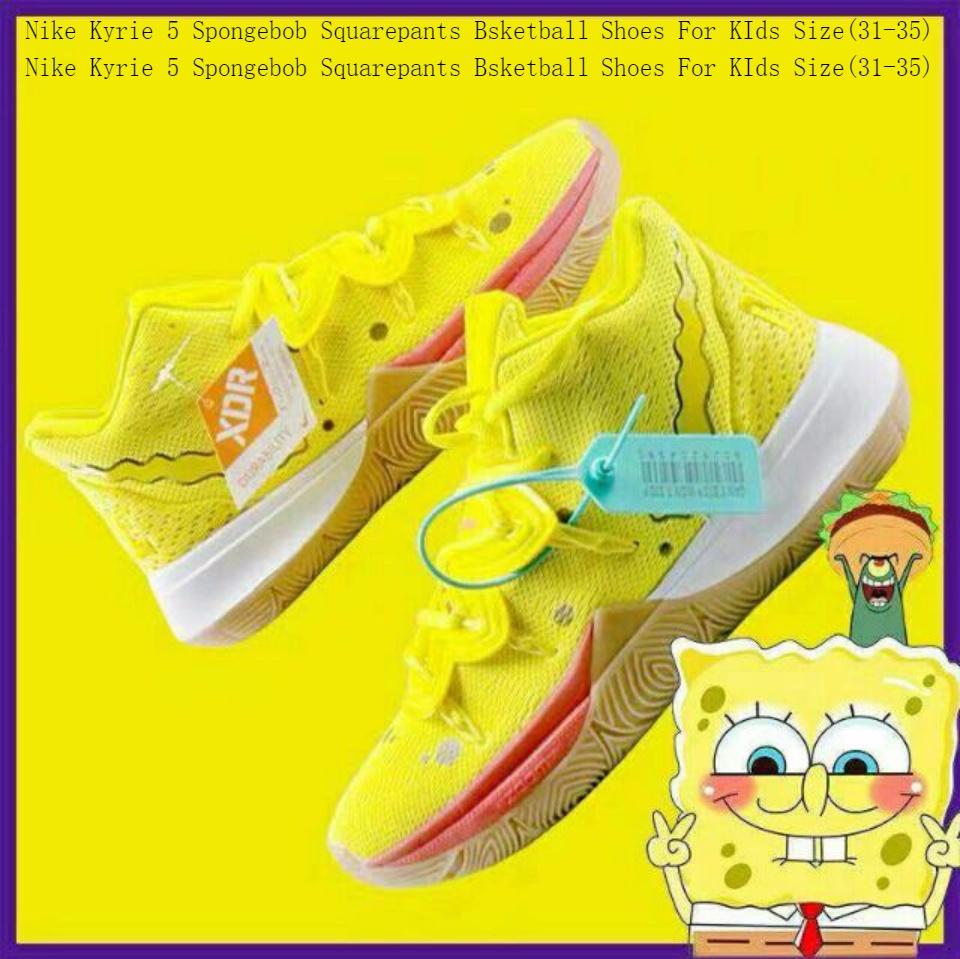 Nike KYRIE 5 X SpongeBob Squarepants