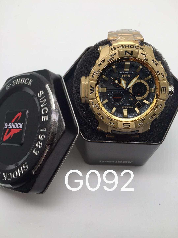 Buy 1 G Shock Men Watch Waterproof Fashion Quartz Sports Watches Stainless Steel Mens Watches Top Brand Luxury Business Waterproof Wrist Watch Men Get