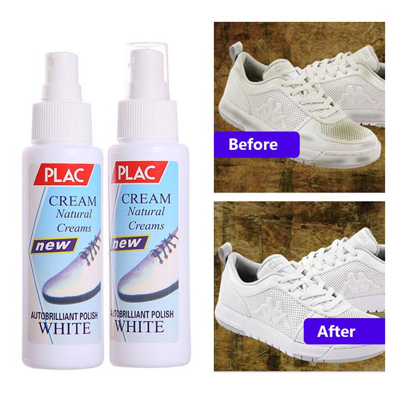 Magic Shoe Cleaning Cream Spray Instant